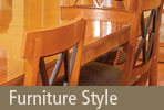 Furniture Style: Be uncompromising...